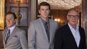 Watch the trailer for Liam Hemsworth thriller Paranoia.