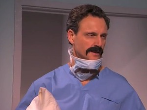 Tony Goldwyn in Scandal parody
