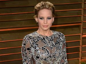 86th Annual Academy Awards Oscars, Vanity Fair Party, Los Angeles, America - 02 Mar 2014 Jennifer Lawrence