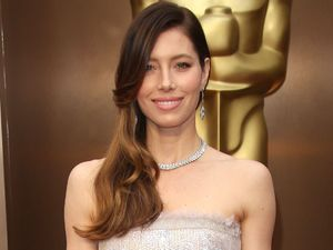 86th Annual Academy Awards Oscars, Arrivals, Los Angeles, America - 02 Mar 2014 Jessica Biel