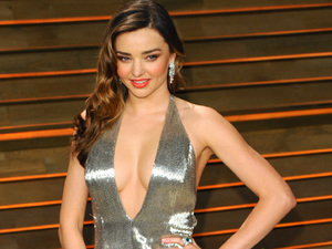 Miranda Kerr on the red carpet