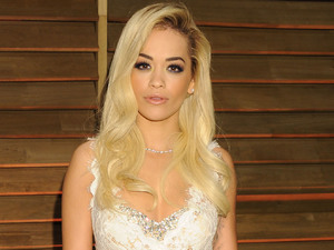 86th Annual Academy Awards Oscars, Vanity Fair Party, Los Angeles, America - 02 Mar 2014Rita Ora