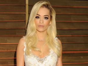 86th Annual Academy Awards Oscars, Vanity Fair Party, Los Angeles, America - 02 Mar 2014Rita Ora