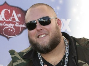 Big Smo at the American Country Awards arrivals, Las Vegas