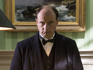 Nicholas Asbury as Winston Churchill in 37 Days (episode 1)