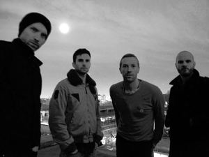 Coldplay press shot 2014