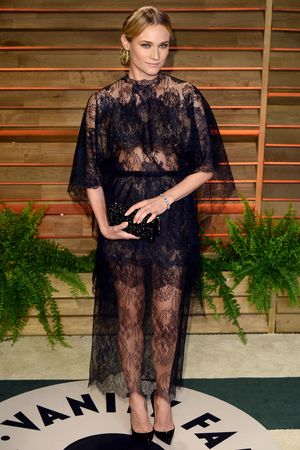 86th Annual Academy Awards Oscars, Vanity Fair Party, Los Angeles, America - 02 Mar 2014 Diane Kruger