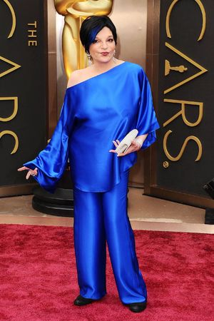 86th Annual Academy Awards Oscars, Arrivals, Los Angeles, America - 02 Mar 2014 Liza Minnelli