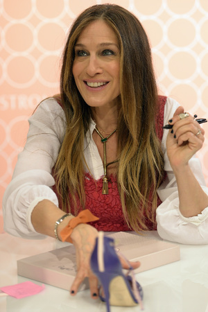 Sarah Jessica Parker Launches Shoe Line At Nordstrom