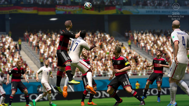 2014 FIFA World Cup Brazil will make its Xbox 360 and PS3 debut in April