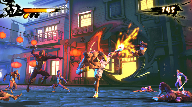 Shaq-Fu: A Legend Reborn screenshot