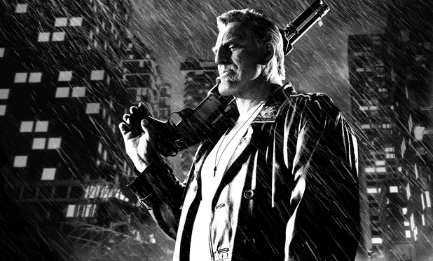 Mickey Rourke in Sin City 2: A Dame to Kill For
