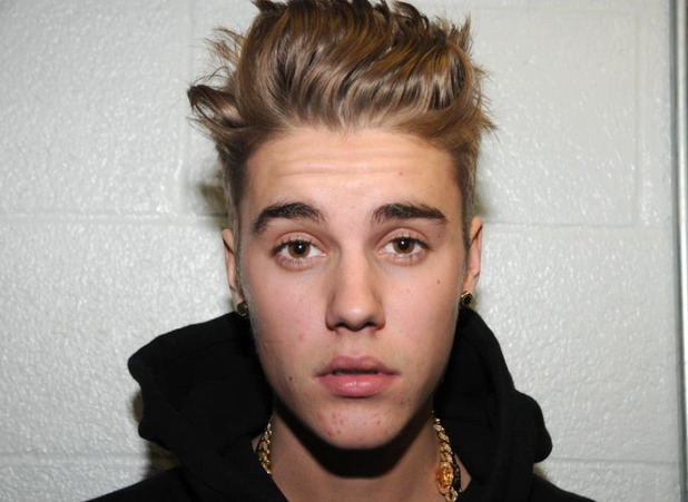 Miami Beach Police Department release photos of Justin Bieber's tattoos during his time in jail