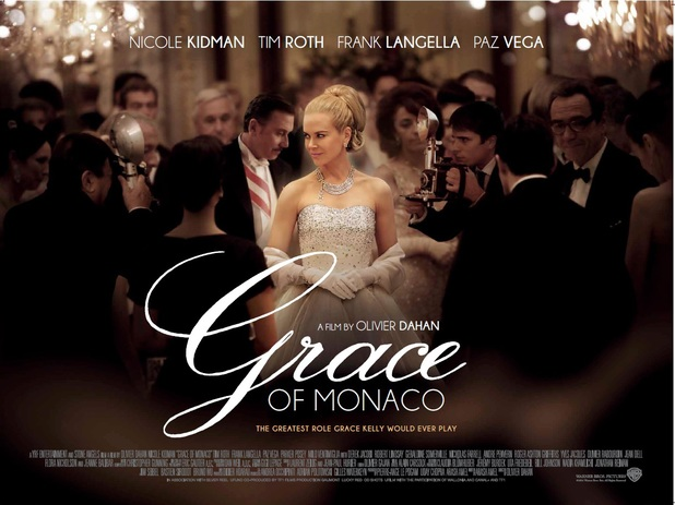 Nicole Kidman in Grace of Monaco poster