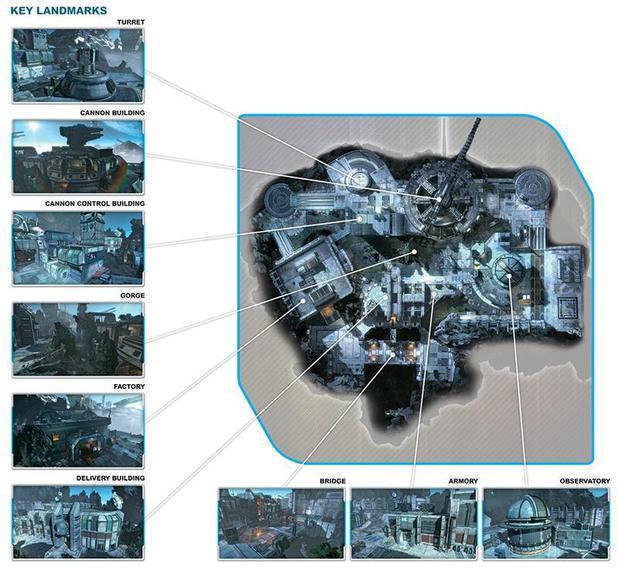 Titanfall leaked multiplayer map screenshot