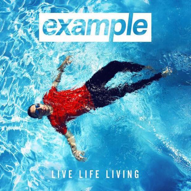 Live Life Living Album Example's Live Life Living