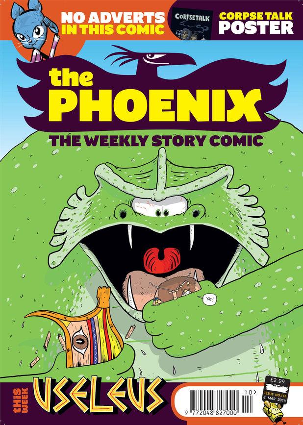 The Phoenix #114
