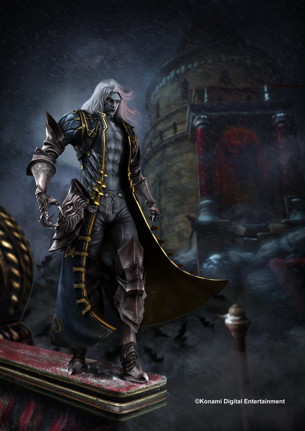 Castlevania: Lords of Shadow 2 Revelations DLC