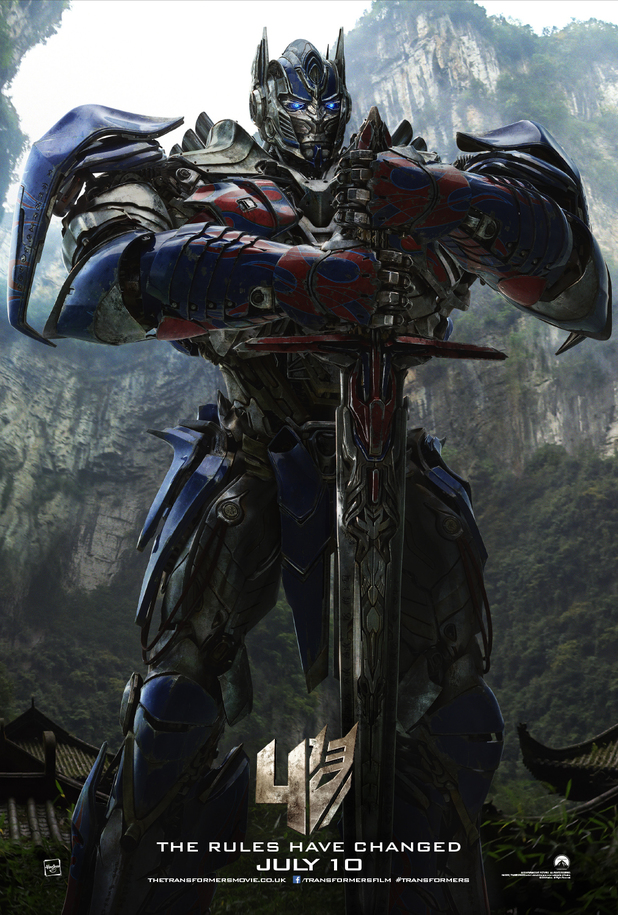 Transformers: Age of Extinction latest pictures