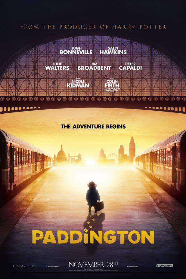 'Paddington' movie poster