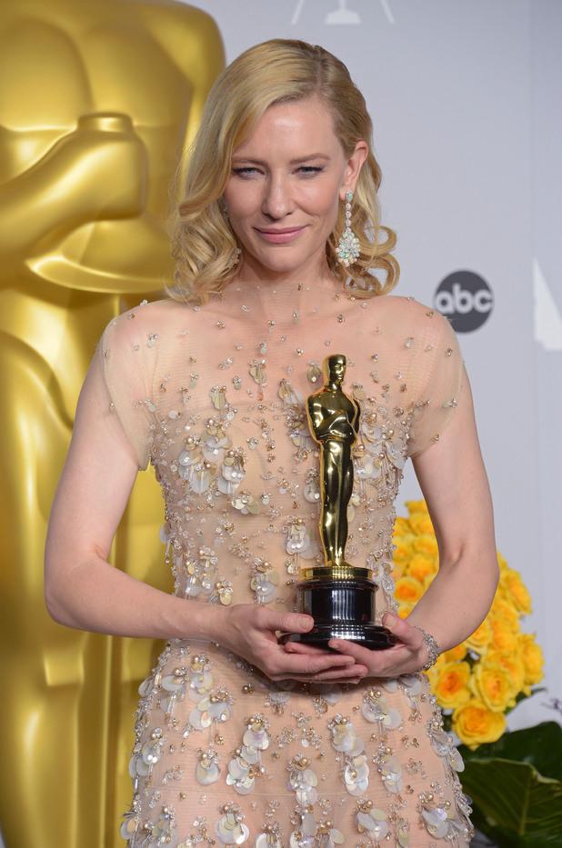 Cate BlanchettCate Blanchett Oscars 2014