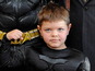 Batkid Oscars appearance was dropped
