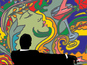 See new Mad Men psychedelic poster