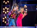 Rachael O'Connor and Amelia O'Connell battle on The Voice