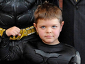A feature film will follow the real-life adventures of Miles Scott, 5-year-old Batkid.