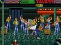 Streets of Rage-style video features main characters and key events.