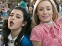 Iggy Azalea, Charli XCX in 'Fancy' music video.