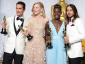 12 Years A Slave also wins three awards including the coveted Best Picture trophy.