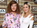 Blake Anderson and wife Rachael Finley become parents for the first time.