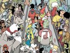 Brandon Graham delivers Emerald City Comicon 2014 art