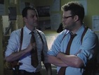 True Detective season 2 spoofed by Jimmy Kimmel and Seth Rogen