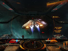 The upcoming online space combat simulator debuts next week for PC and Mac.