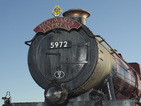Harry Potter fans will soon be able to ride the Hogwarts Express