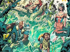 DC confirms Infinity Man & the Forever People from DiDio, Giffen