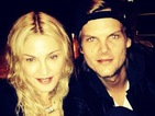 "Madonna, Avicii working on ""great songs"" in the studio"