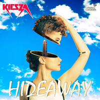 Keisza 'Hideaway' single artwork