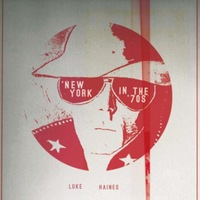 Luke Haines New York in the '70s, album cover