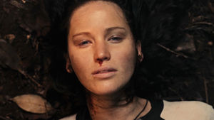 Go behind the scenes on Jennifer Lawrence's Hunger Games sequel Catching Fire.