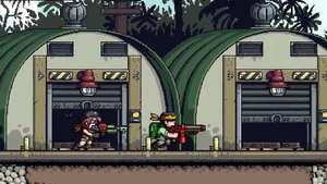 Mercenary Kings trailer