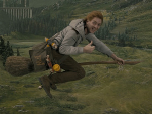 Fred Weasley at Universal Studios