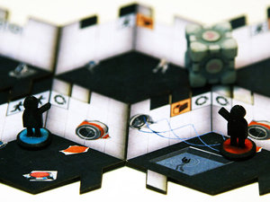 The Portal board game
