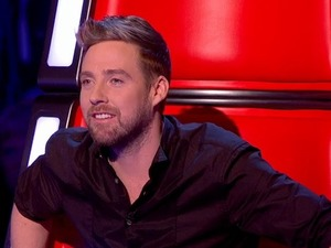 Ricky Wilson on The Voice