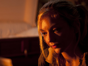 Emily Kinney as Beth Greene in The Walking Dead S04E13: 'Alone'