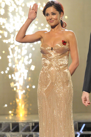 'The X Factor' Live Show, TV Programme, London, Britain - - 13 Nov 2010 Judge Cheryl Cole 13 Nov 2010