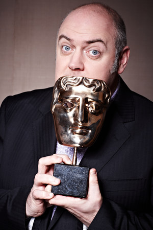 Dara Ó Briain at the BAFTAs