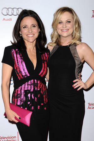 TV Academy Hall of Fame - Julia-Louis Dreyfus and Amy Poehler
